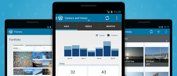 wp-for-android