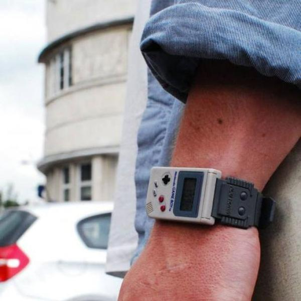 26. Game Boy Watch