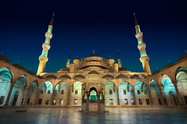 The-Blue-Mosque-Istanbul