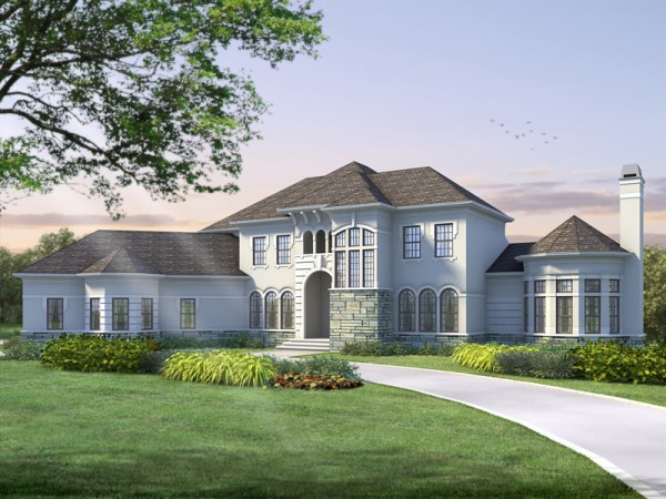 McAlester front rendering