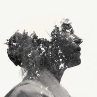 Multiple Exposure Portraits by Christoffer Relander