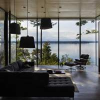 Case Inlet Retreat by MW Architects