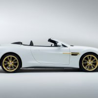 Aston Martin and the 60th anniversary limited edition Vanquish