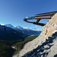 Glacier Skywalk by Sturgess Architecture