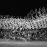 """Chronophoto"" by Jean-Yves Lemoigne"