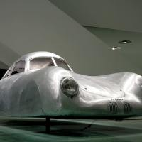 The Porsche Museum by Delugan Meissl