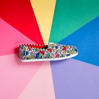 One for One and Art for All: TOMS celebrates Keith Haring