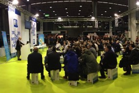 Our speech at the 3D Print Hub