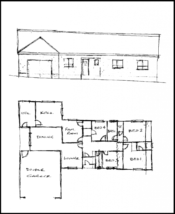 Plain Architecture Drawing Png Typical Sketch Drawingpng And Design Inspiration