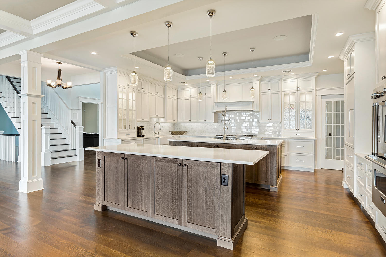 Kitchen Cabinetry 2 kitchen cabinets nj Rich Two Tone Kitchen