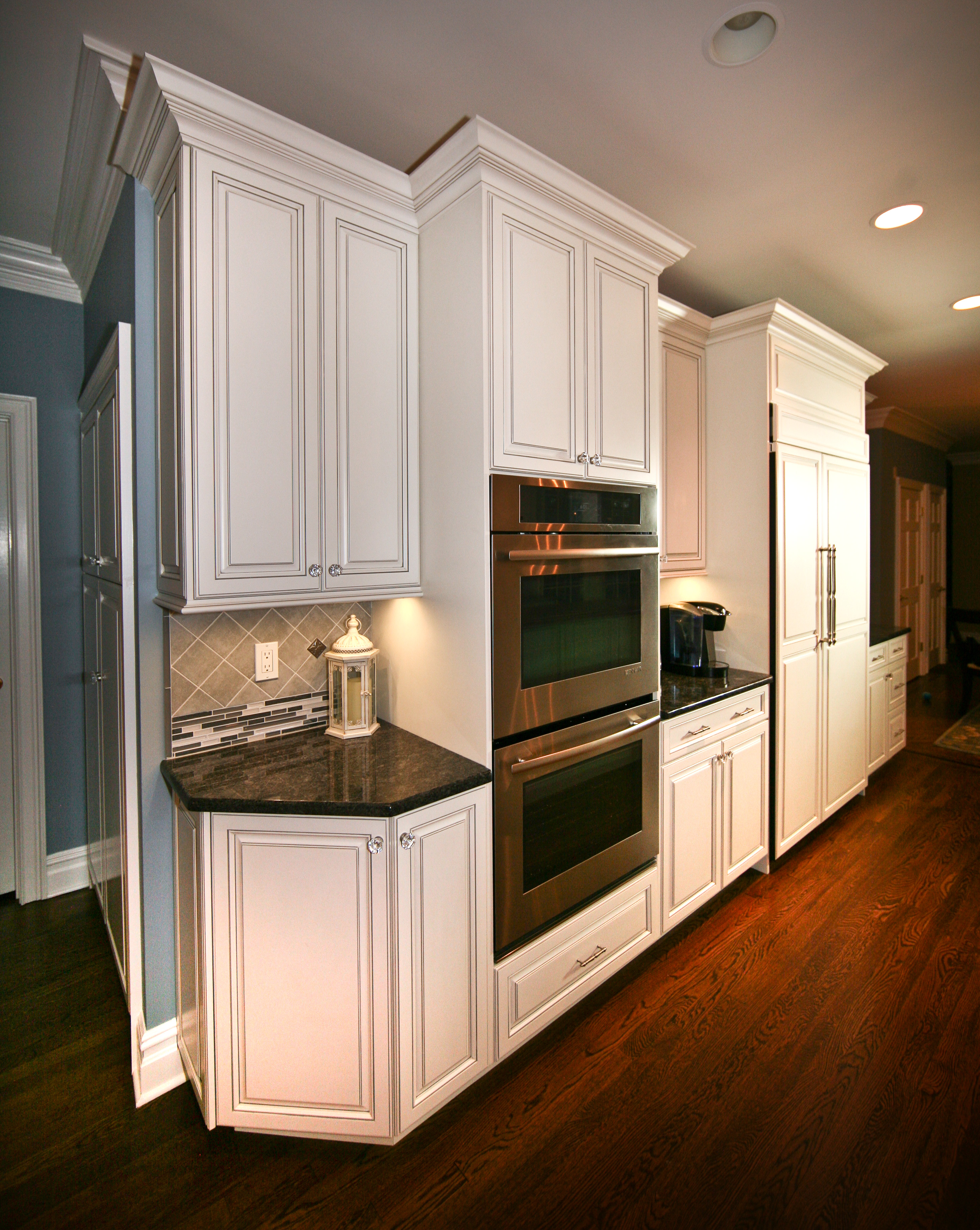Classic Custom Cabinets kitchen base cabinets Angled Base Cabinet
