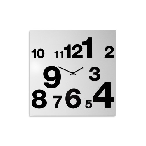 Medium Of Wall Clock Numbers