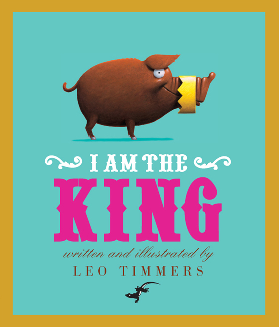 i am the king copy