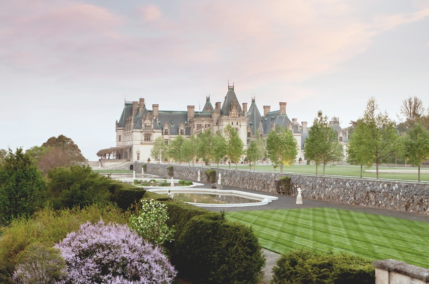 Biltmore Estate - Taken From Biltmore Official Website