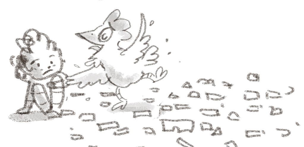 chicken_spot_sketch