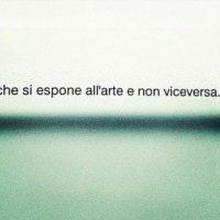 I pensieri di un artista, parola di Gino De Dominicis