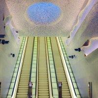 Le stazioni dell'arte, metropolitana di Napoli
