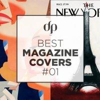 Best Magazine Covers. #01 Gennaio 2015