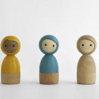 Le bambole Avakai. Compagne di gioco