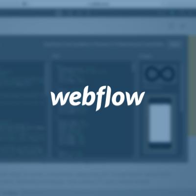 Episode 9 – Webflow