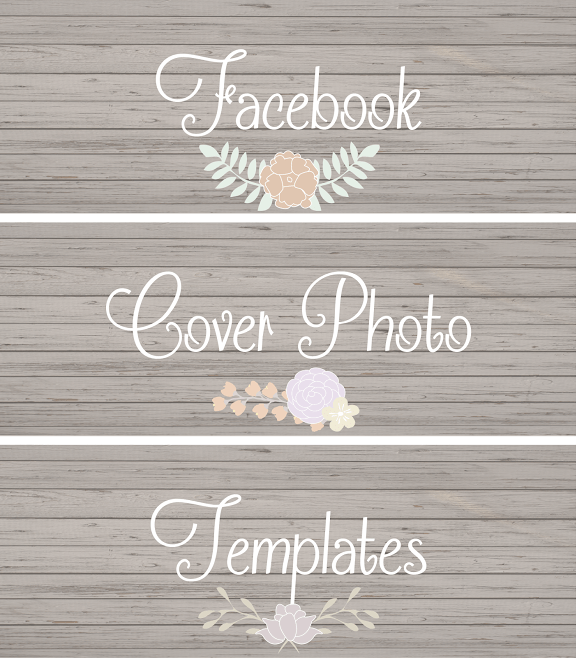 chic facebook cover photo templates