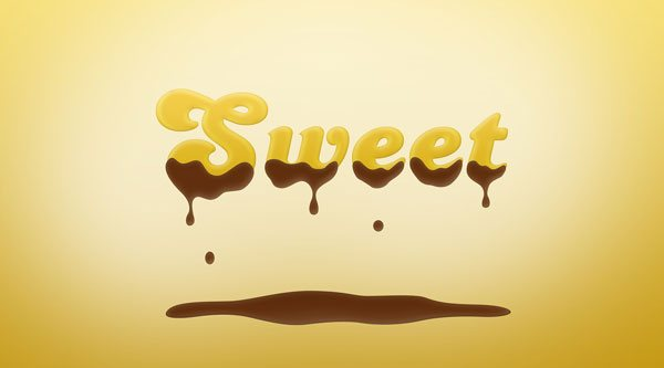 Create a Sweet Chocolate-Coated Text Effect