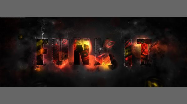 Create an Awesome Funky Text Effect