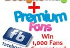 Win 1000 Facebook Fan this Christman
