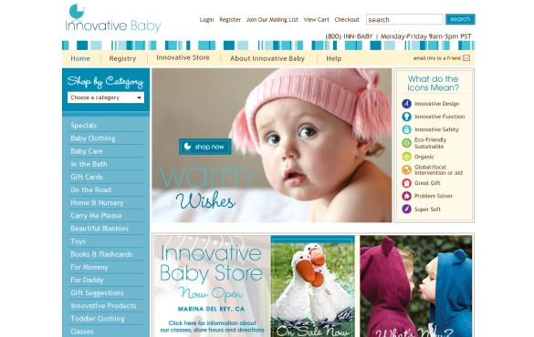 Innovative Baby