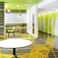 Creative Office: Lycee Francais Saint-Louis