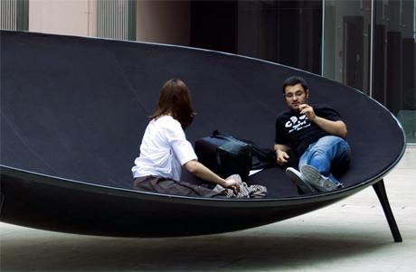 isle lounge chair