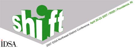 idsa shift conference risd