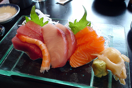 sushi sashimi facts