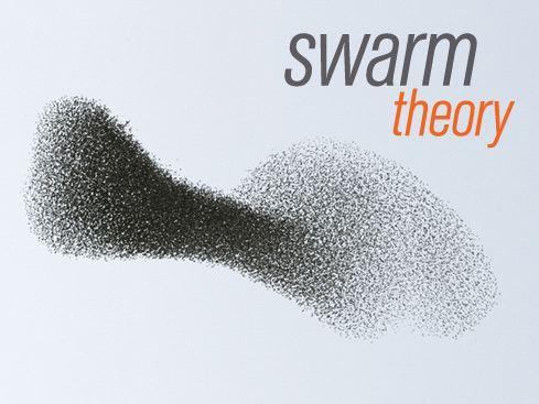 swarm theory crowd sourcing