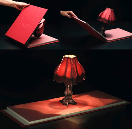 book of lamp Takeshi Ishiguro