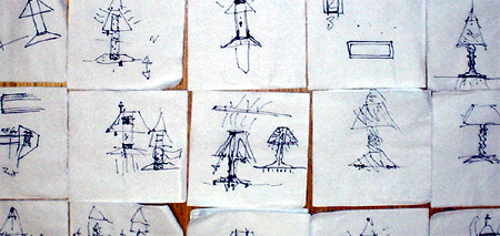 lamp bar sketches weekend links