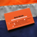 INDUSTRIAL INDUSTRIAL business card design