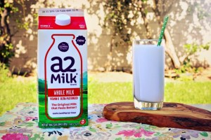 Try A2 Milk for Free and Enter to Win a Trip to Australia! #A2Milk