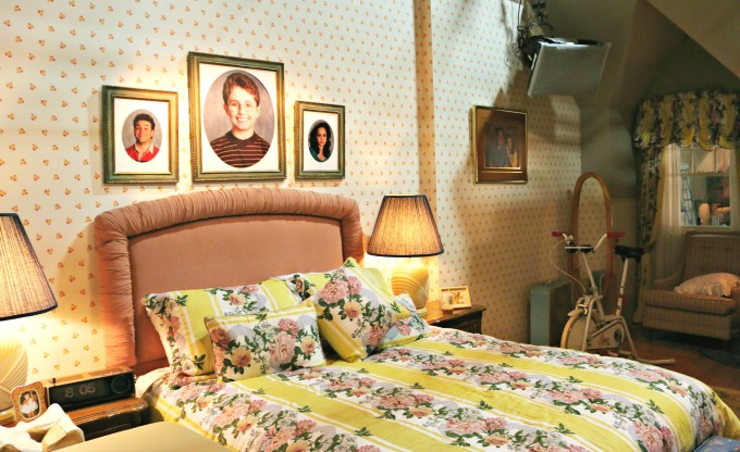 The Goldbergs Parents Bedroom