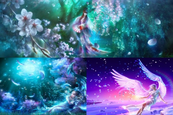 Asian Dreams Animated Wallpaper Preview