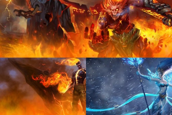League Of Legends Animated Wallpaper Preview