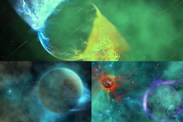 Mysterious Worlds Animated Wallpaper Preview