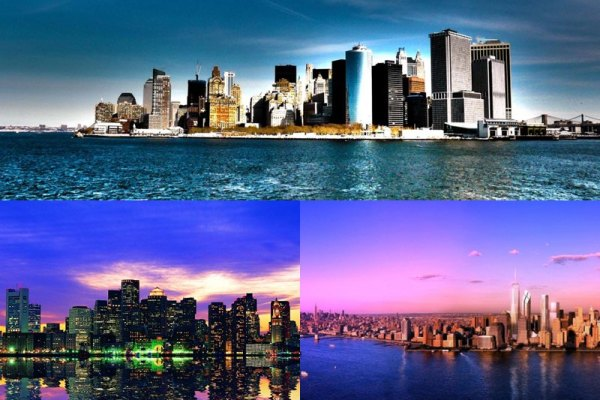 New York Animated Wallpaper Preview