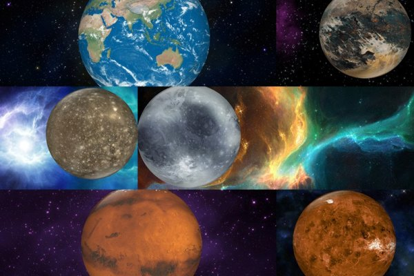 Planets Animated Wallpaper Preview