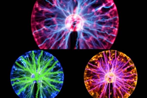 Plasma Ball Animated Wallpaper Preview