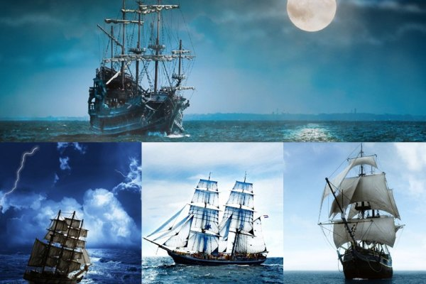 Sailing Ships Animated Wallpaper Preview