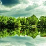 Beautiful Lakes Animated Wallpaper
