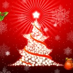 Merry Christmas Animated Wallpaper