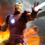 Iron Man Animated Wallpaper