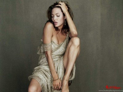 Angelina Jolie Hot & Sexy Wallpapers HD Desktop Background